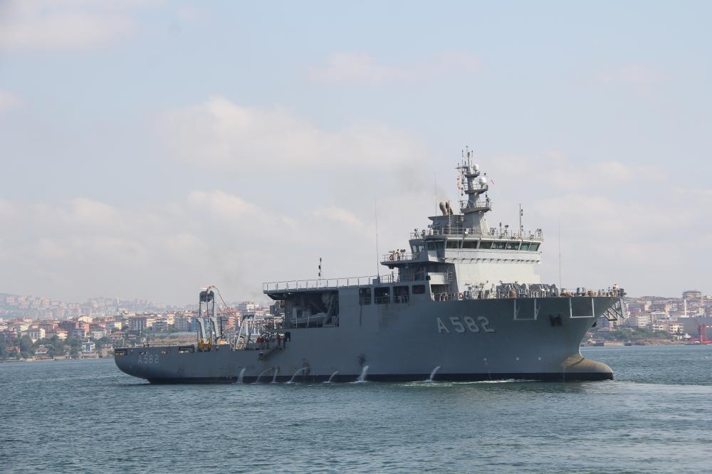 TCG ALEMDAR (A-582)