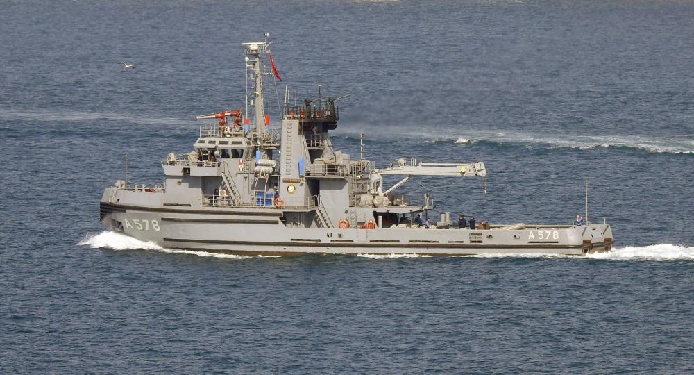 TCG DARICA (A-578)